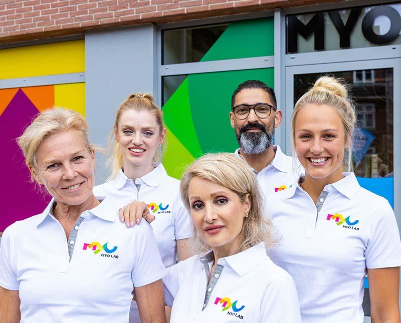 Das Myo Lab Team